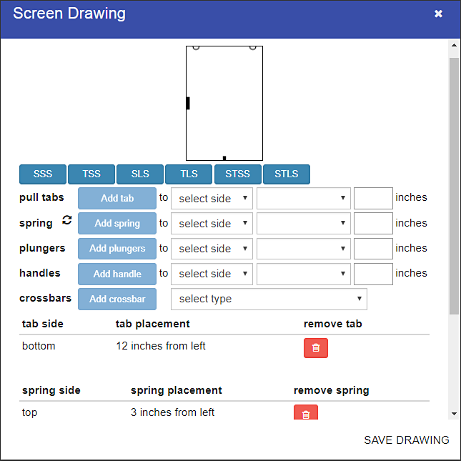 window-screen-build-drawing