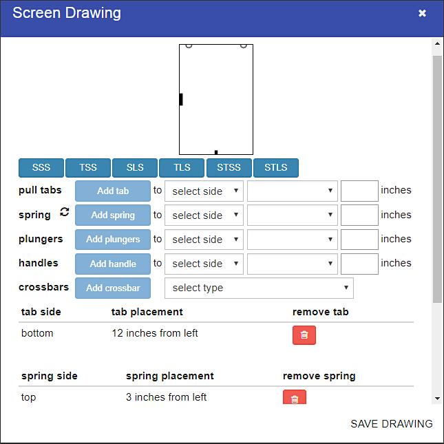window-screen-build-drawing